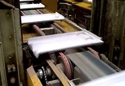 Power twist jermena se uporabljajo za transport strešnikov