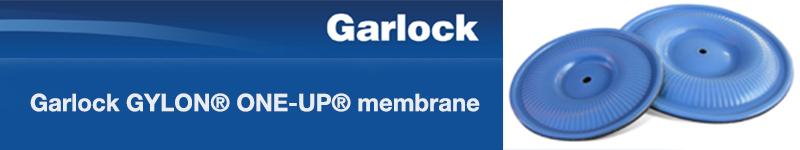 Garlock je predstavil nove membrane za črpalke-B