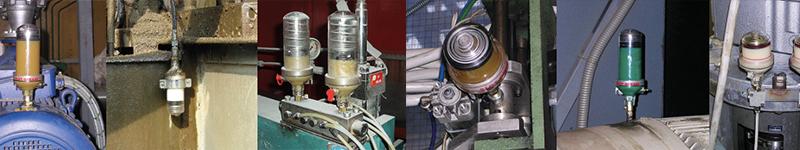 Uporaba SLOTGREASE mazalnega sistema v različnih industrijah!