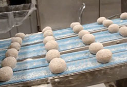 Volta v pekarstvu in slaščičarstvu